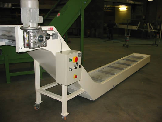 P50 hinged  conveyor